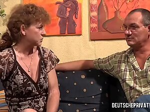 DeutschPrivatVideos - Man Fuck a Hot Milf Hitchhiker