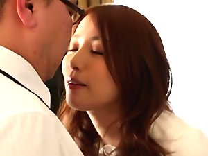 Crazy Japanese chick in Amazing Blowjob JAV movie