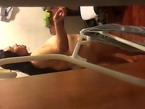 milf massage her roomate7
