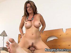 Raquel DeVine & Chris Johnson in My Friends Hot Mom