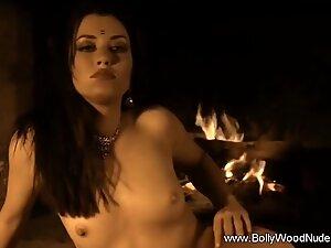 My Bollywood girlfriend bare