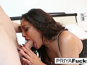 Priya and Johnny reunite after years of not shooting