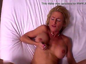 Petite Big Boobs Cougar Bitch Fucks Your Dick POV 2