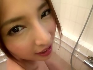 Crazy Japanese girl in Incredible Blowjob, HD JAV scene