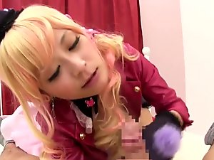 Massive squirting cosplay nippon fucked hard