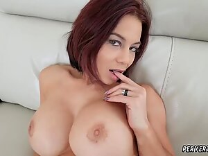 Granny milf anal and chubby fucked hard Ryder Skye in Stepmother Sex Sessions