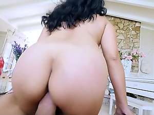 PervMom - Mom Gets Wet Pussy Pounded By Stepson